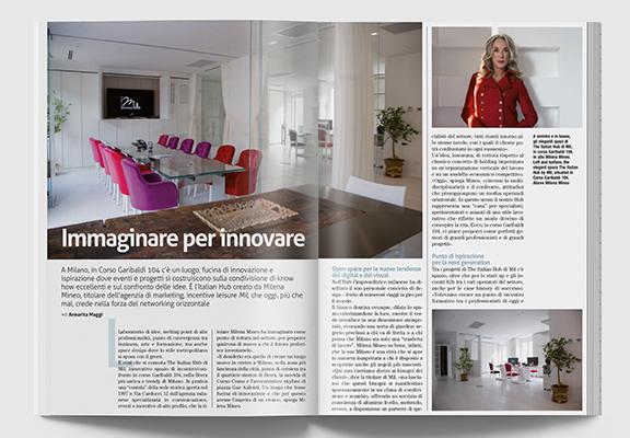 Immaginare per innovare magazine