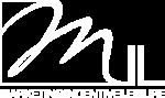 Logo MIL 400 bianco