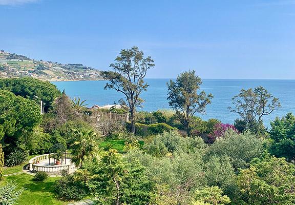 mare Liguria ufficio eventi natura benessere produttività